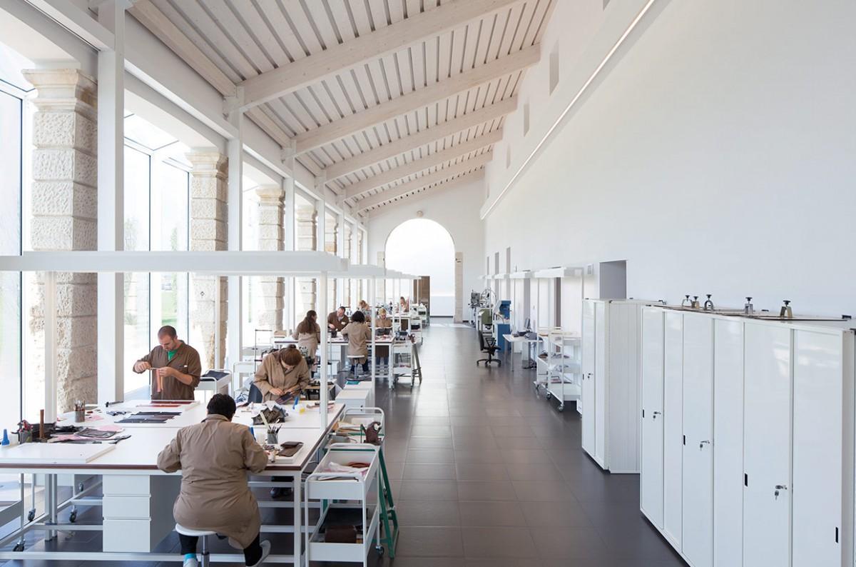 Bottega Veneta's New, Eco-Friendly Headquarters